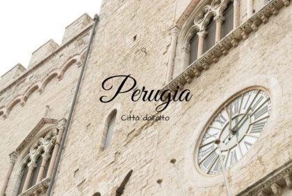 Perugia città dall'alto, scopriamo il capoluogo dell'Umbria