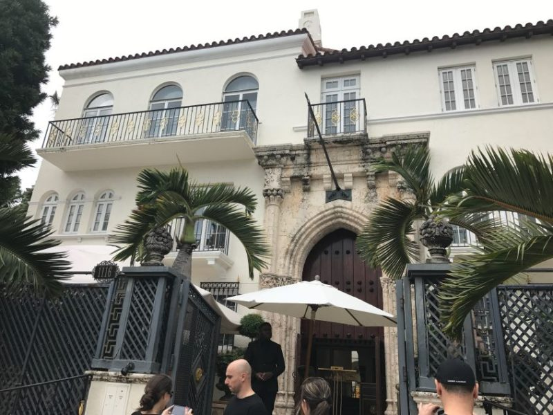 Villa Casuarina, South Beach