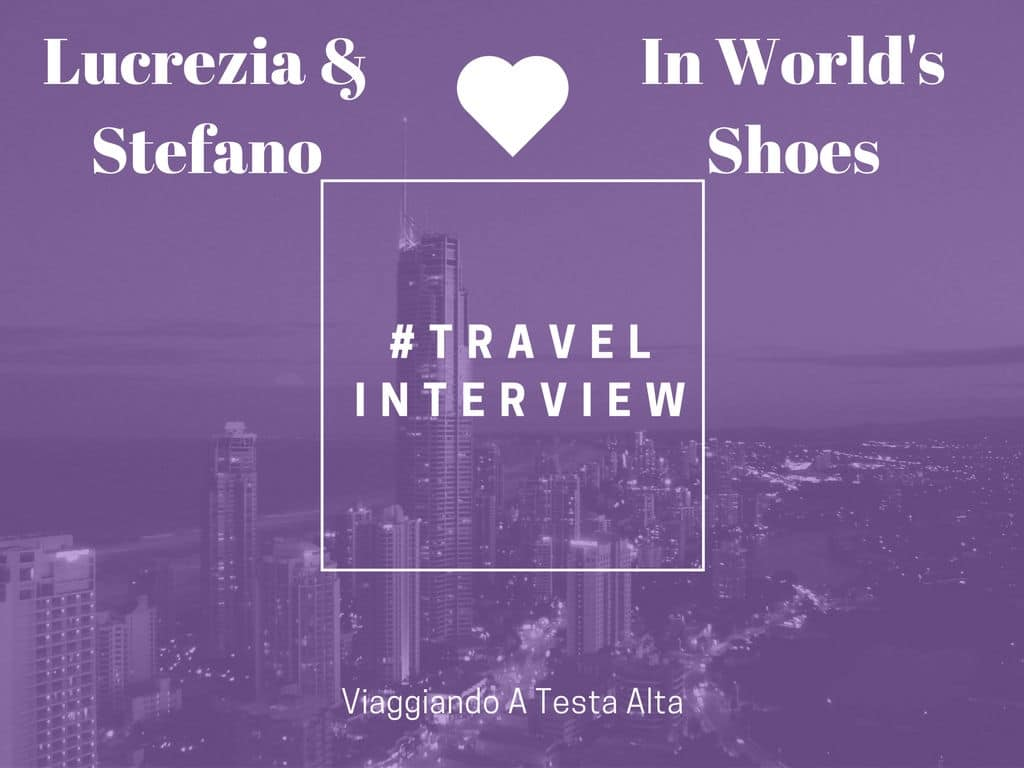 titolo In World's Shoes