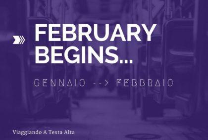 February begins