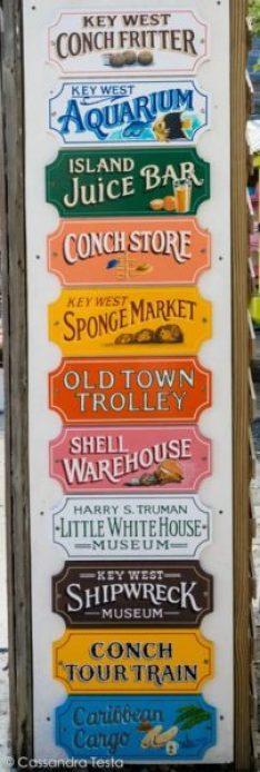 I negozi di Mallory Square