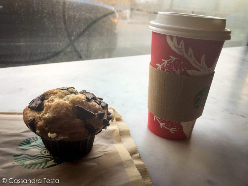 La mia colazione da Starbucks