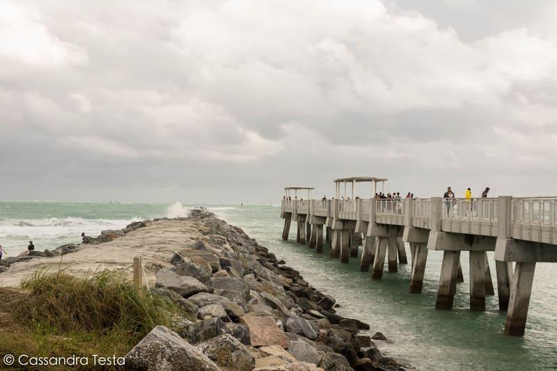 South Pointe Pier, Miami Beach