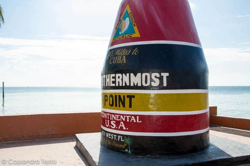 Southernmost Point Of The U.S.