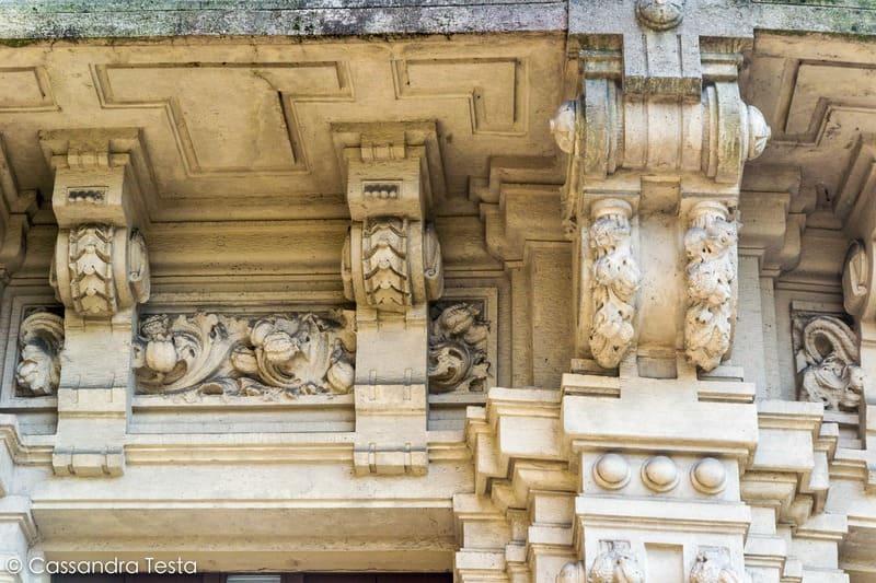 Dettaglio dell'Hotel Sheraton Diana Majestic, Milano