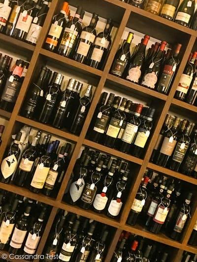 Cantina dei vini, I Poeti del Gusto