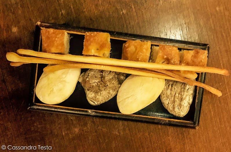 Cesto di pane, I Poeti del Gusto - Saronno