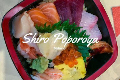 Shiro Poporoya, uno dei migliori ristoranti giapponesi