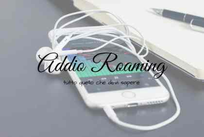 Addio Roaming