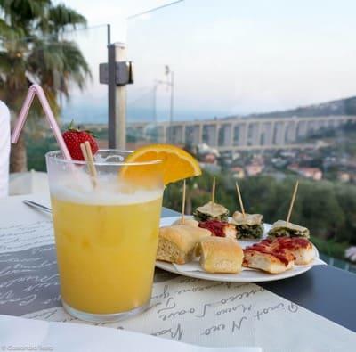Cocktail analcolico Sportman - Villa Giada Resort