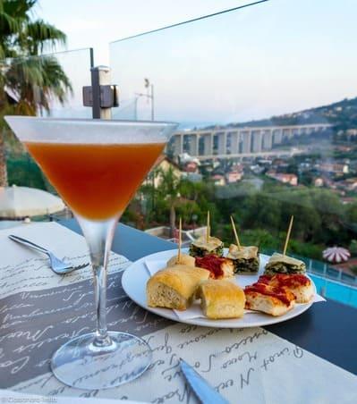 Cocktail regionale Extra Virgin - Villa Giada Resort