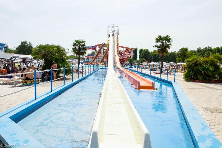 Scivolo Kamikaze, Acquatica Park