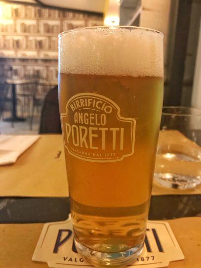 Birra alla Spina Peroni