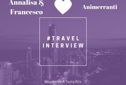 Travel Interview Animerranti