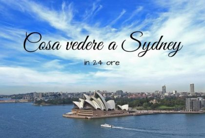 Cosa vedere a Sydney in 24 ore