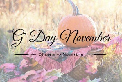 G' Day November