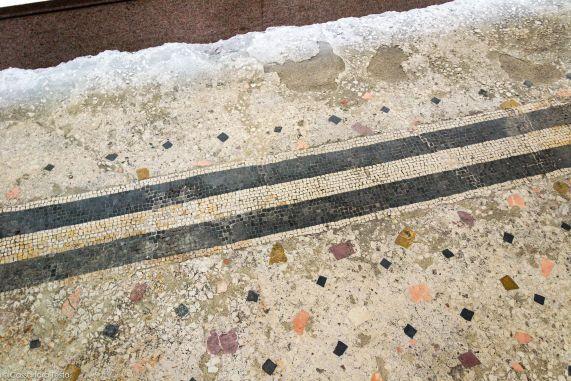 Mosaico romano, Milano