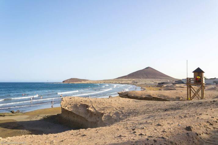 Playa El Medano, Tenerife