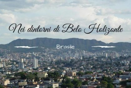 Nei dintorni di Belo Holizonte