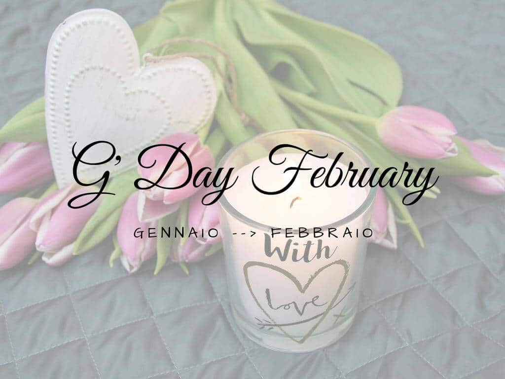 G' Day February