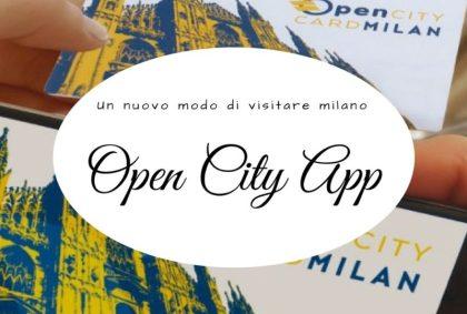 Open City App: scoprire Milano in modo innovativo