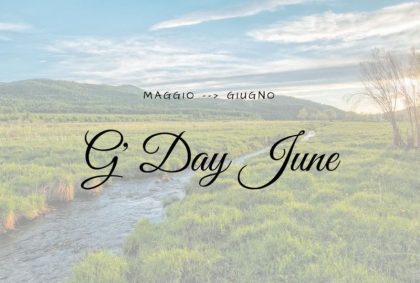 G' Day June
