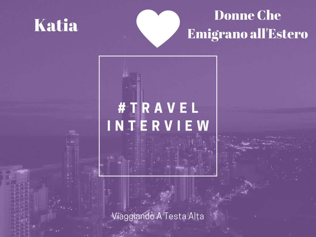 Travel Interview Donne