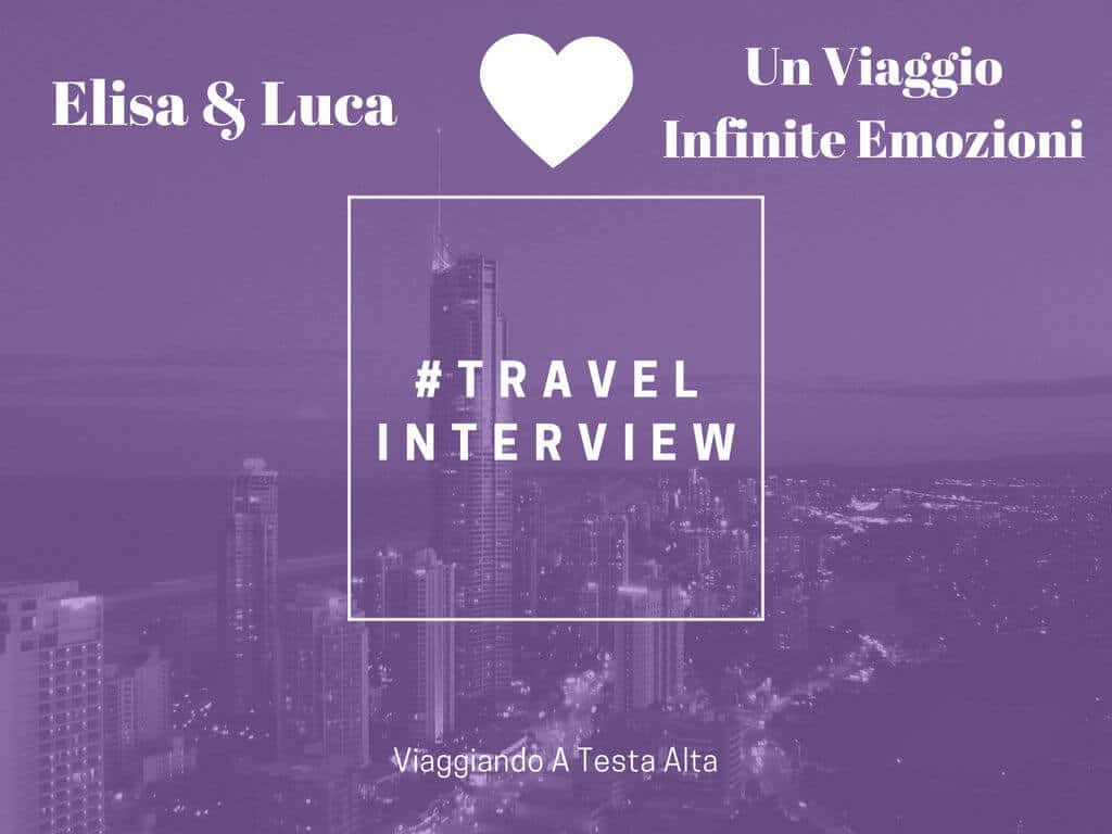 Travel Interview Elisa
