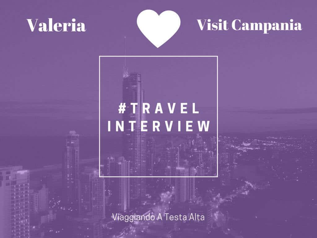 Travel Interview Valeria