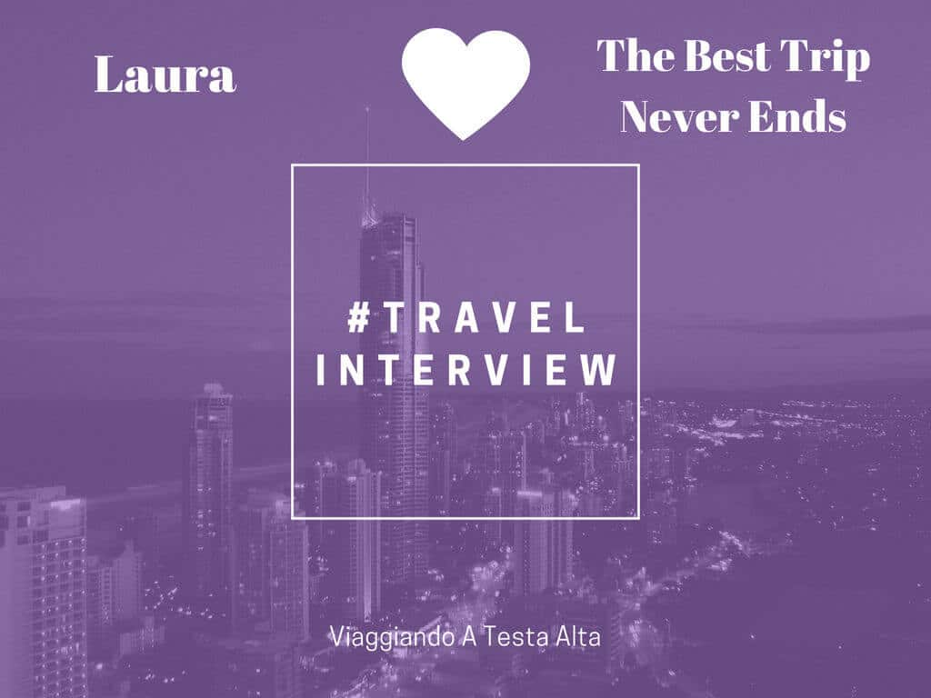 Travel Interview Laura