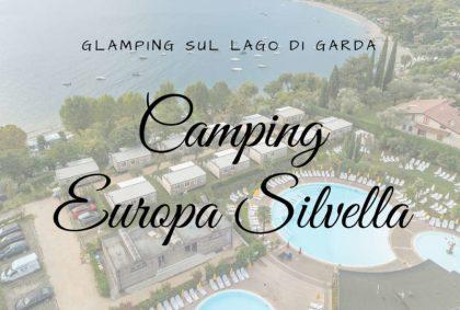 Camping Europa Silvella: Glamping sul Lago di Garda