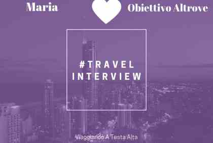 Travel Interview Maria