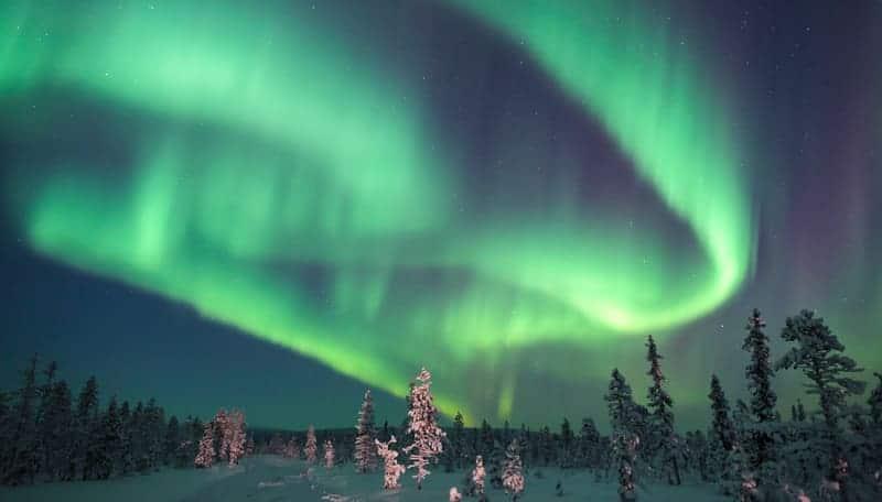 Rovaniemi in Inverno
