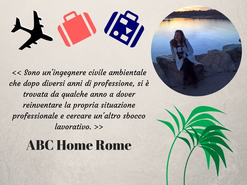 Travel Interview ABC Home Rome