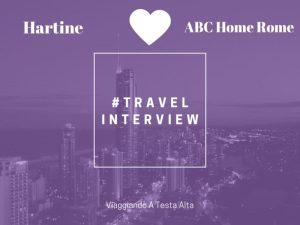 Travel Interview Hartine