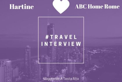 Travel Interview Hartine