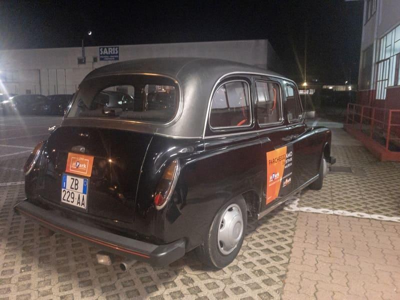 Cab Taxi JetPark Premium