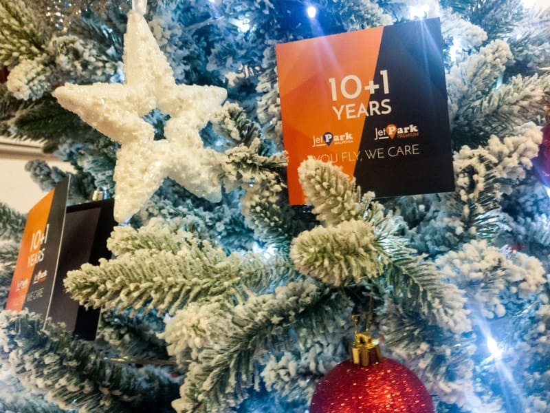 Natale a JetPark Premium