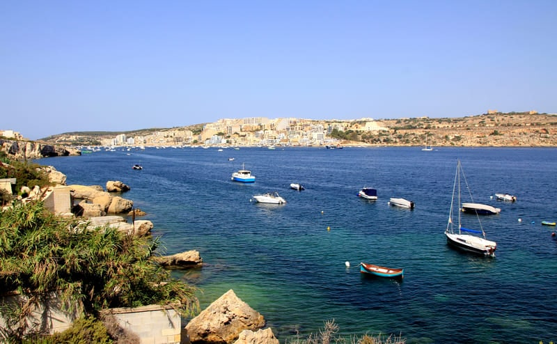 St. Paul's Bay, Malta