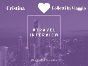 Travel Interview Cristina