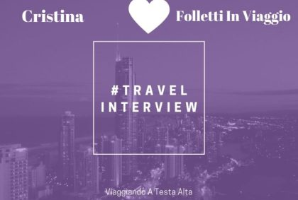 Travel Interview Cristina