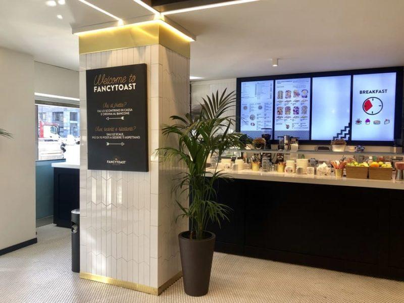 Caffetteria FancyToast