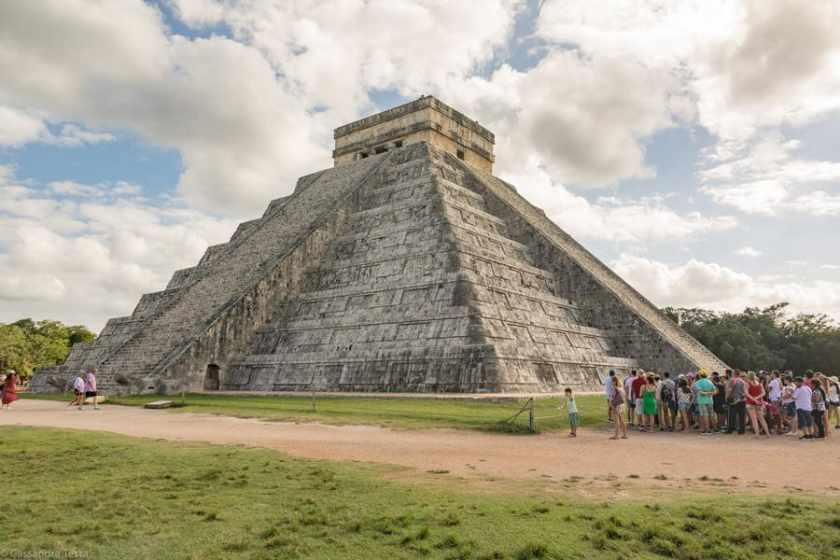 El Castillo, Chichen Itza