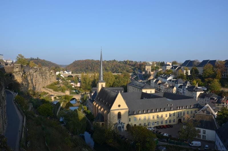 Lussemburgo Città - ottobre 2018