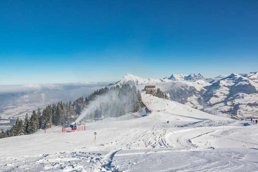 Panoramica KitzSki