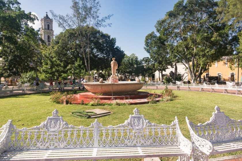 Parque Francisco, Valladolid