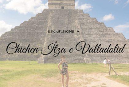 Escursione a Chichen Itzà e Valladolid: un sogno che si avvera