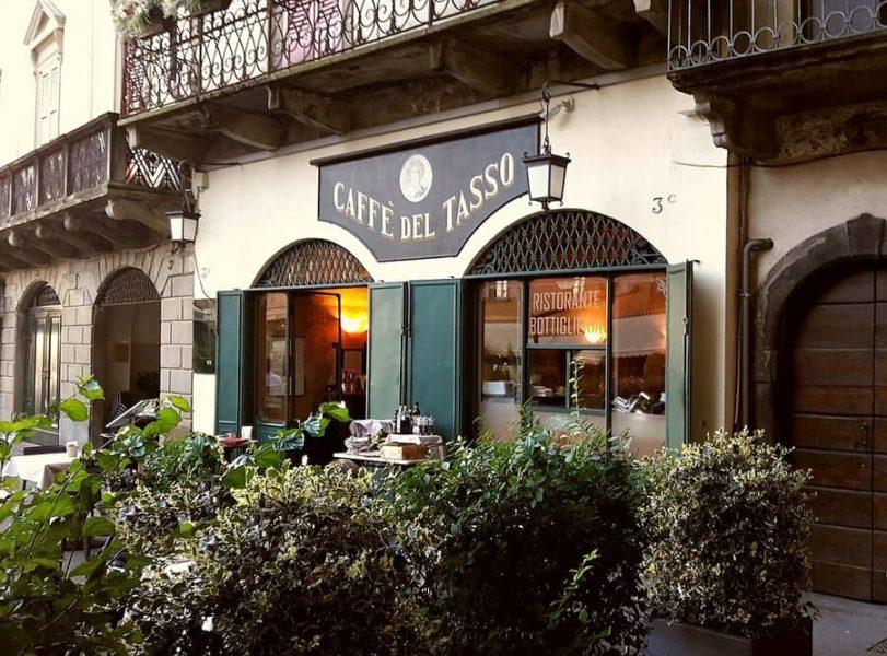Caffè del Tasso, Bergamo