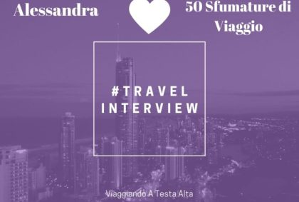 Travel Interview Alessandra
