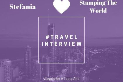 Travel Interview Stefania